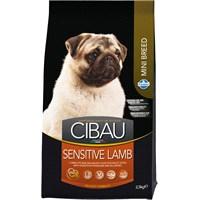 Cibau Sensitive Kuzu Etli Yetişkin Mini Irk 2,5 Kg Köpek Maması