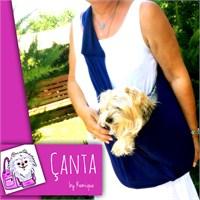 Çanta By Kemique - Köpek Taşıma Çantası - Lacivert