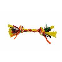 Imac Osso In Corda Colorata Intreccıata 22 Köpek Oyun İpi