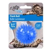 Imac Flash Ball Kedi Kauçuk Işıklı Top