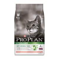 Pro Plan Kısırlaştırılmış Kediler İçin Somonlu Ve Ton Balıklı Kedi Maması - 3Kg