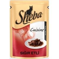 Sheba Sığır Etli Kedi pouch Yaş mama 85 gr