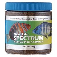 New Life Spectrum Medium Fish Formula 125 Gr. Balık Yemi