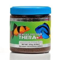 New Life Spectrum Thera A Regular Fish Formula 125 Gr. Sarımsaklı Balık Yemi