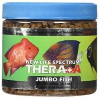 New Life Spectrum Thera A Jumbo Fish Formula 250 Gr. Sarımsaklı Balık Yemi