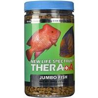 New Life Spectrum Thera A Jumbo Fish Formula 500 Gr. Sarımsaklı Balık Yemi