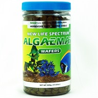 New Life Spectrum Algaemax Wafers 500 Gr. Otçul Balık Yemi