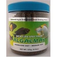 New Life Spectrum Algaemax Medium 125 Gr. Otçul Balık Yemi