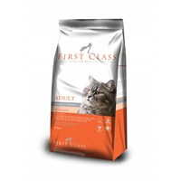 First CLASS Somonlu Pirinçli Kısırlaştırılmış Yetişkin Kedi Maması 12 kg