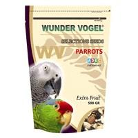 Wunder Vogel Selectıon Multivitamin (Büyük Papağan ) Yemi 500 G kk