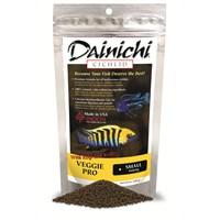 Dainichi Veggie Pro Small 500 gr. 2 mm. otçul doğal renlendirici çiklit yemi
