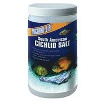 Microbe Lift Güney Amerikan Cichlidleri İçin Tuz 250 Gr
