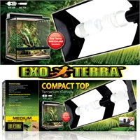 Exo Terra Compact Top Teraryum Aydınlatması 60 Cm