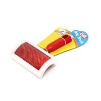 Flip Kırmızı Saplı İğne Fırça 10.5 x 16 cm