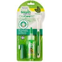 Tropiclean Oral Care Kit (Small) - Ağız bakım kiti (küçük ırklar)
