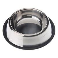 Pet Zoom Büyük Çelik Metal Su Kabı