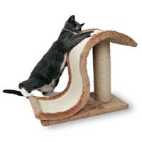 Trixie kedi tırmalama tahtası, 25×39×44 cm, kahve