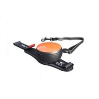 Lishinu Turuncu Light Lock Akıllı Kontrol Tasması