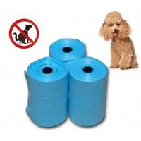 Köpeğiniz İçin Yedek Kaka Poşetleri 3'Lü