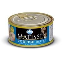 Matısse Morina Balığı Püre Konserve Kedi Maması 85 Gr