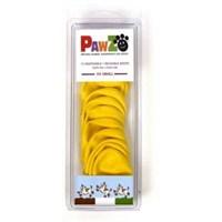 Pawz Köpek Galoşu Xx Small ( Yellow ) 12'Li