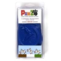 Pawz Köpek Galoşu Medıum ( Blue ) 12'Li