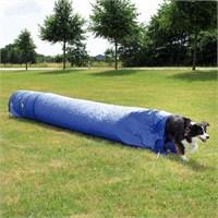 Trixie Köpek Agility Eğitim Tuneli Mavi, 60cm-5m