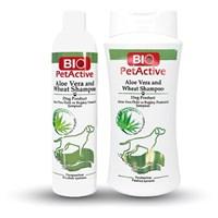 Biopetactive Aloe Vera Shampoo- (Aloe Vera Özlü Köpek Şampuanı) 400 Ml