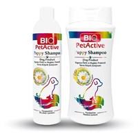 Biopetactive Puppy Shampoo- (Papatya Özlü Yavru Köpek Şampuanı) 400 Ml
