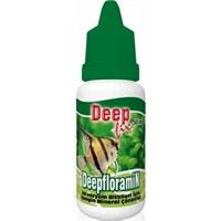 Deep Fix Deepfloramin (Akvaryum Genel Bitki Gübresi) 50 Ml.