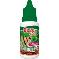 Deep Fix Deepfloramin-Fe (Akvaryum Demir İçerikli Gübre) 50 Ml.