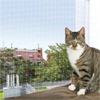 Trixie Kedi Cam Koruma Ağı 4X3M, Transparan