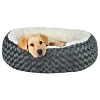 Trixie köpek kedi yatağı, 50cm, gri/krem