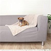 Trixie Köpek Battaniye, 100X70cm, Bej