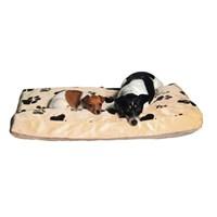 Trixie köpek yatağı, 90x65cm, bej/açık kahve