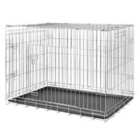 Trixie Köpek Taşıma Galvaniz Kafes, 116X86x77cm