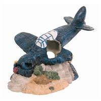 Trixie Akvaryum Dekoru, Uçak Batığı 20Cm
