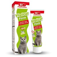 Biopetactive Vitalicat Paste (Kediler İçin Vitamin Paste) 100Ml