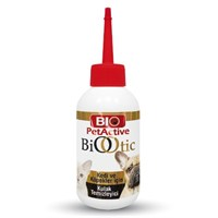 Biopetactive Bıootic (Kedi Ve Köpekler İçin Kulak Temizleyici) 100Ml