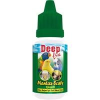 Deep Fix Mantax-Scaly (Kafes Kuşları İçin Deri Bakım Ürünü) 20 Ml.