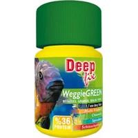 Deep Fix Veggie Green (Bitkisel Granül Balık Yemi) 35 Gr