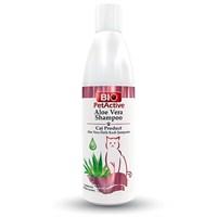 Biopetactive Aloe Vera Shampoo- (Aloe Vera Özlü Kedi Şampuanı) 250 Ml