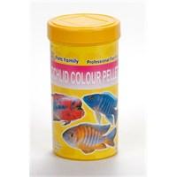 P.F Cichlid Color Pellet 500 Ml Balık Yemi