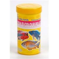 P.F Cichlid Color Pellet 250 Ml Balık Yemi