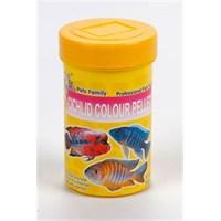 P.F Cichlid Color Pellet 100 Ml Balık Yemi