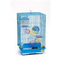 Hamster Kafesi No:6 35*28*53 Cm
