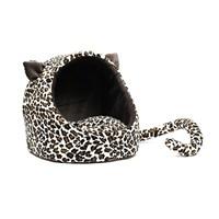 Lupy T Hayvan Figürlü Kedi Yatağı