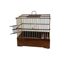 Saka Kafesi Bambu 28*17*35 Cm