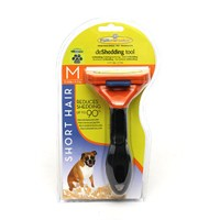 Furminator Shorthair M Dog