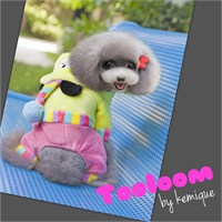 Kemique Yellow Bear - Tooloom By Kemique